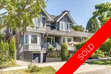 Kitsilano Townhouse for sale:  3 bedroom 1,428 sq.ft. (Listed 2017-09-04)